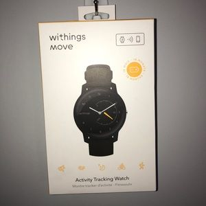 Withthings Move Activity Watch Tracker